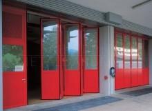Metāldarbnīca Salokamas-Durvis-220x161 Salokāmas durvis