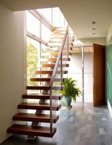 Kāpnes ar centrālo siju