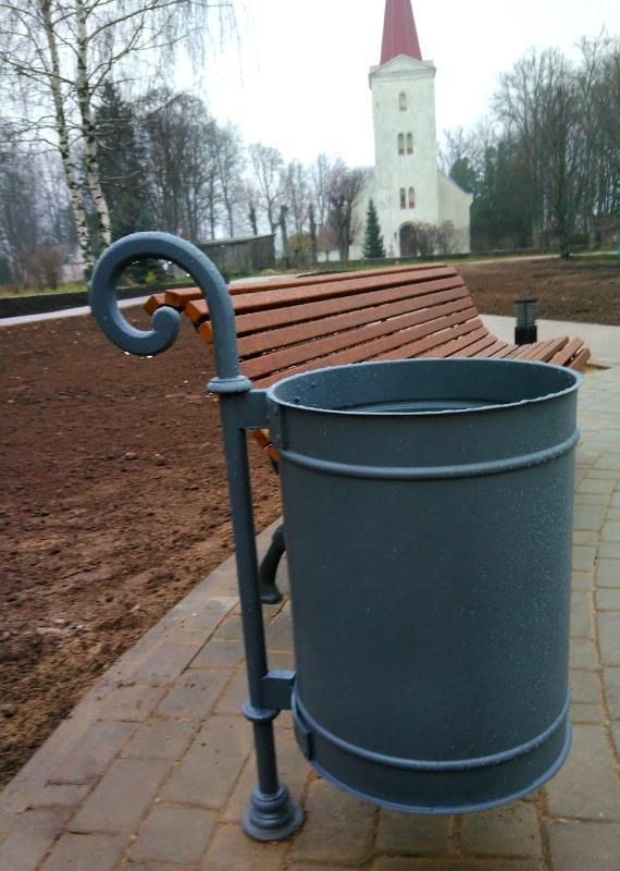 Metāldarbnīca Atkritumu-urna-ar-kalumu Galerija